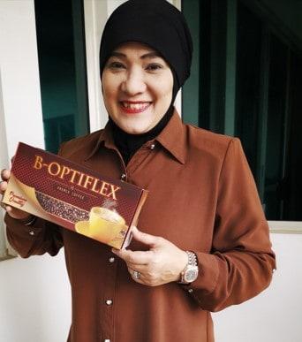 PRODUK KOPI UNTUK TENAGA-Dr Sharifah Malina